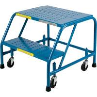 Rolling Step Stands VC131 | Johnston Equipment