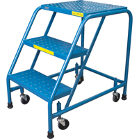 Rolling Step Stands VC132 | Johnston Equipment