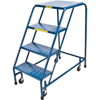 Rolling Step Stands VC133 | Johnston Equipment