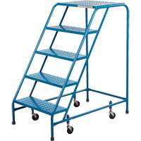 Rolling Step Stands VC134 | Johnston Equipment