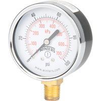 Pressure Gauge YB882 | Johnston Equipment
